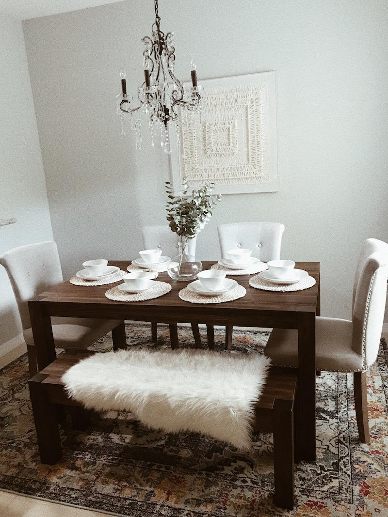 Before + After: Dining Room Inspiration Using West Elm